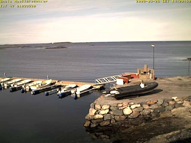 Smøla Webcam