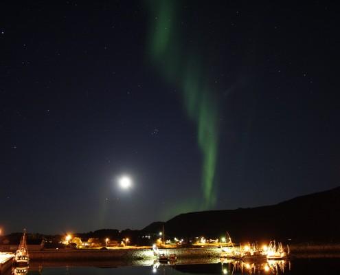 Lofoten Polarlichter