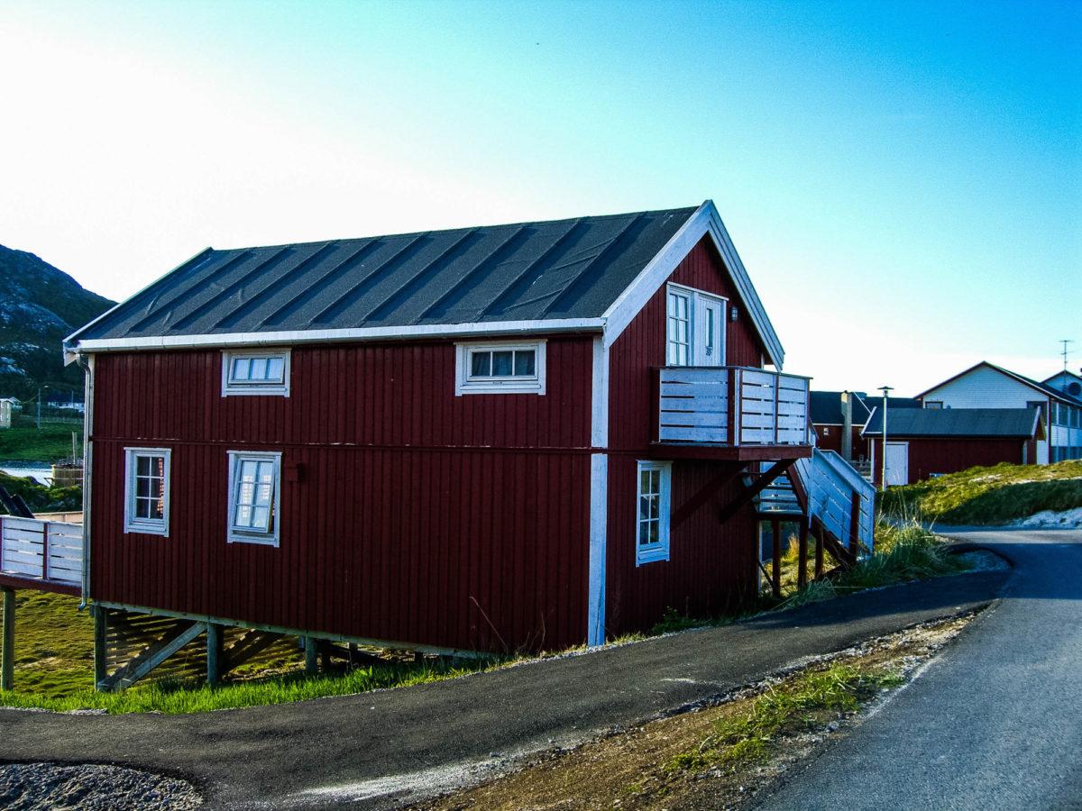 Sommarøy Unterkunft
