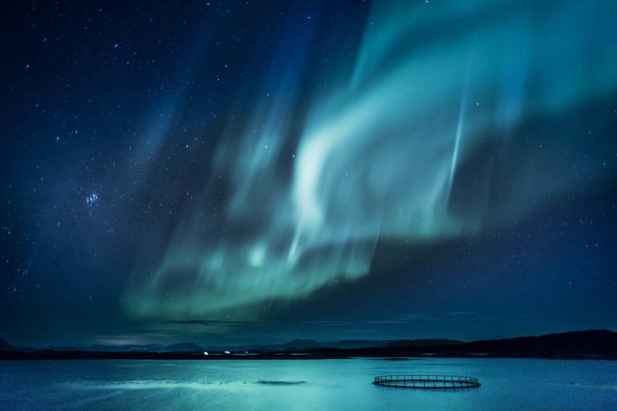 Aurora Borealis - Nordlichter -Polarlichter