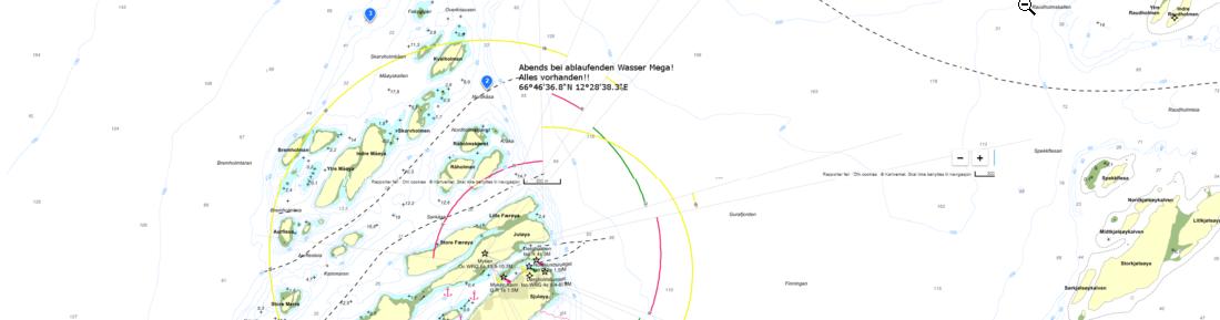 Usere Seekarte für euch, erstellt von Jörg Hackbarth